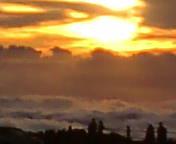 マウイ島 ハレアカラ山
