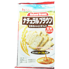 玄米ビスケット