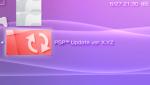 PSP Update ver X.YZ