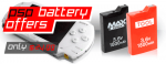 PSP Battery Offers