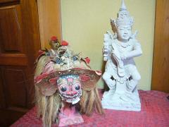 バロンとクリシュナ神