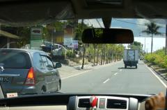 ヌサドゥア地区に近い通りは
