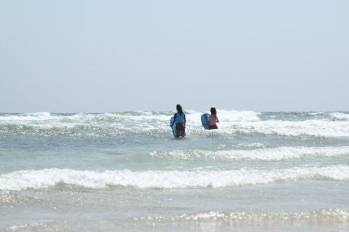 白浜中央海水浴場2