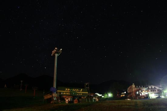 20090921栂池高原鐘の鳴る丘ゲレンデ