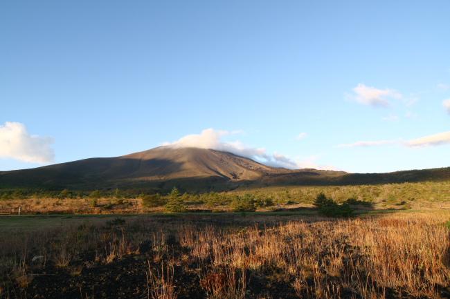 20091011浅間山