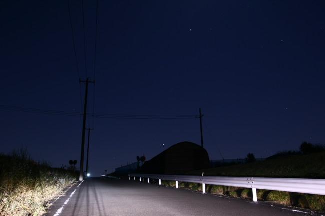 20091206夜明け前
