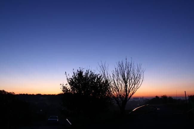 20091206夜明けの頃1