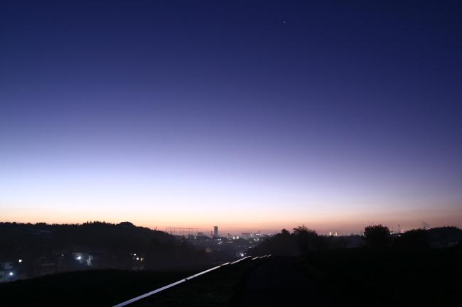 20091206夜明けの頃