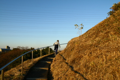 20091220川和富士公園2