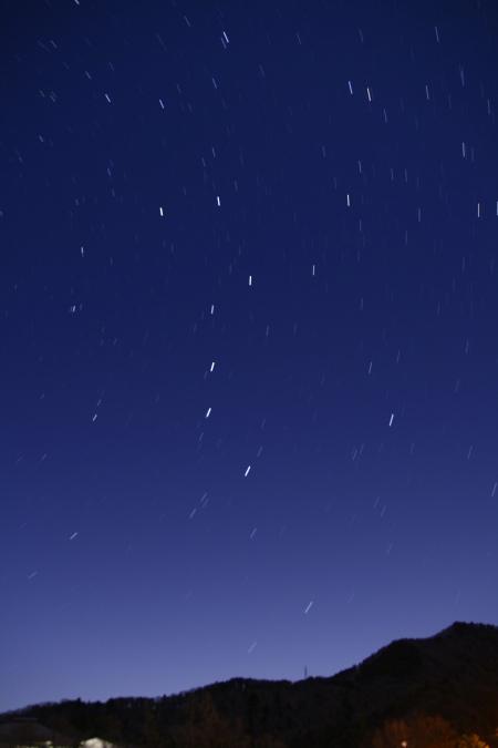20101202北斗七星