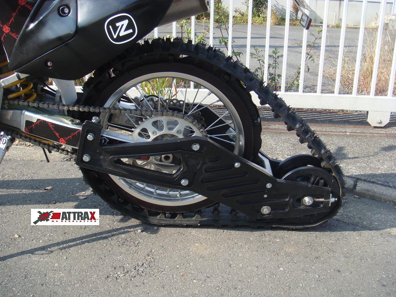ATTRAX CRF450X3