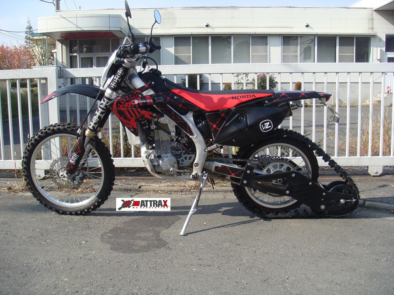 ATTRAX CRF450X 1