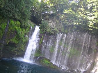 伊豆-白糸の滝
