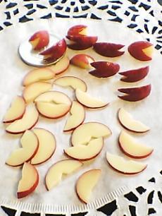 カットミニリンゴ