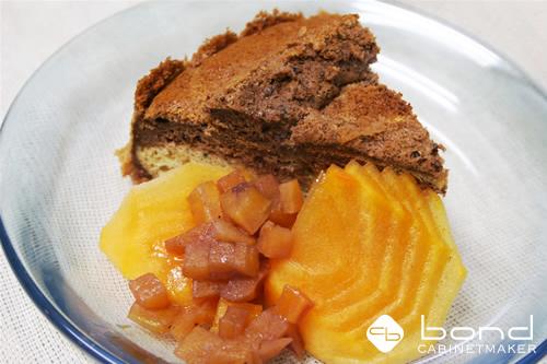 自家製ケーキ 2