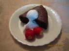 ふたたびチョコケーキ