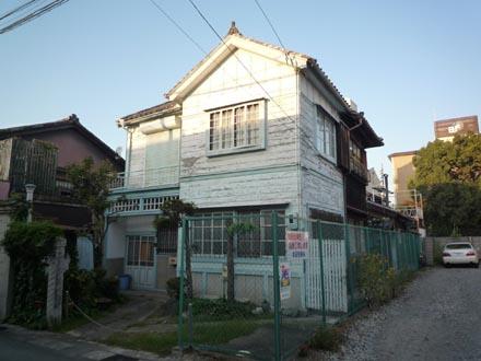 松阪の洋館