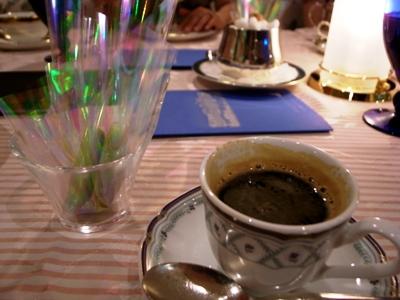 自家製フィナンシェ&コーヒー