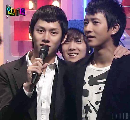 hangeng&heechul
