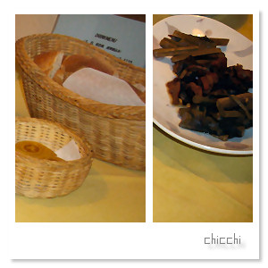 シルクウッドホテルの夕食4