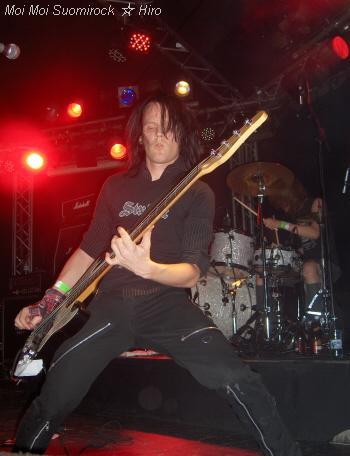 Bloodpit Tampere Klubi 24.10.2008