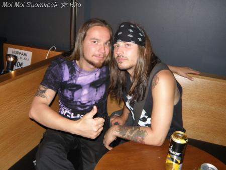 Uniklubi Janne & Pasi Tavastia 26.08.2009