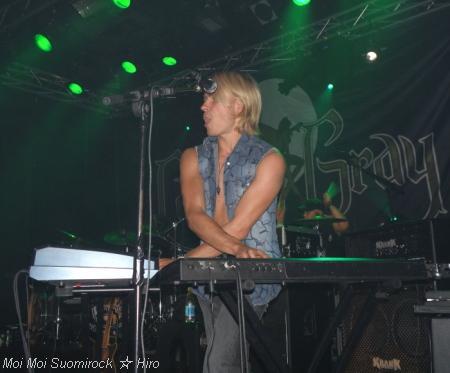 Carmen Gray Gloria 28.08.2009