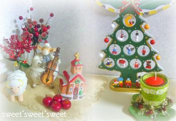 クリスマスの飾り・・by ichigo☆