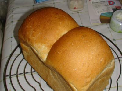 山食パン@上から撮した