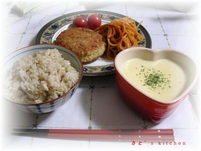 18日の夕食