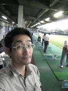 21年5月13日ゴルフ練習