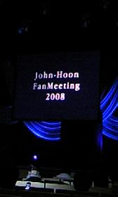 John-Hoonファンミ