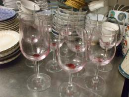 洗物グラス