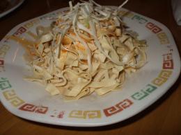 干豆腐の和え物