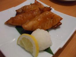 鮭ハラミ焼き