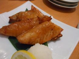 鮭ハラミ焼きUP