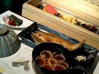 蓼科薫風 朝食