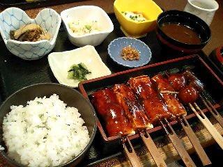味噌田楽&菜飯