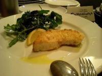 Campagnola かじきまぐろのシチリア風チーズパン粉焼き