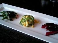 SENSE 広東三種野菜のコラボレーション