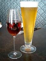SENSE ビール&甕だし紹興酒