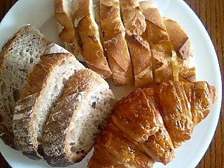メゾンカイザー パン3種