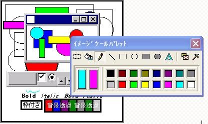 イメージ型