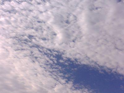 今日の空 2