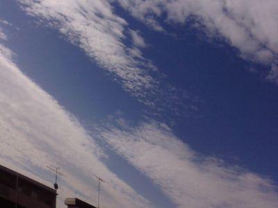 今日の空 4