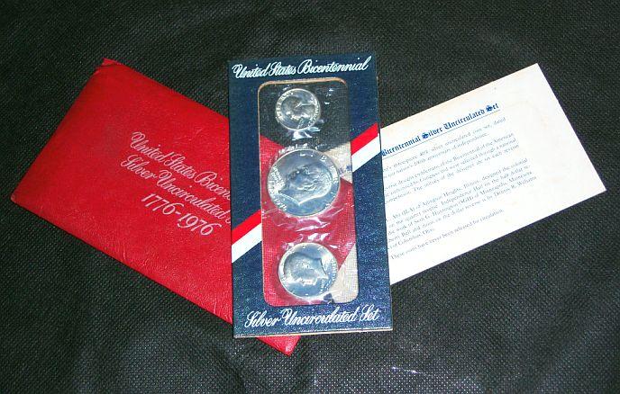 バイセンテニアの記念コイン