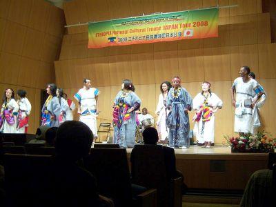 高輪 エチオピア公演5