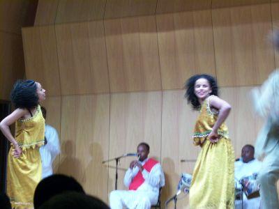 高輪 エチオピア公演10