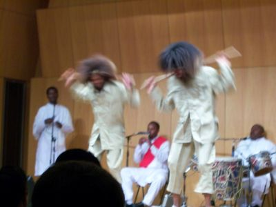 高輪 エチオピア公演 11