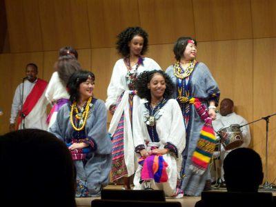 高輪 エチオピア公演 2